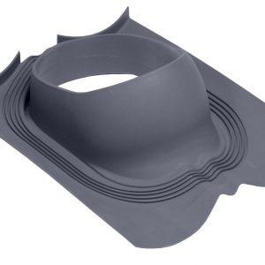 Проходной элемент для композитной черепицы DECRA 2K серый