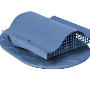 Кровельный вентиль для мягкой и фальцованной кровли Classic - KTV  синий