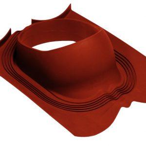 Проходной элемент для композитной черепицы DECRA 2K красный