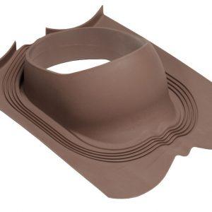 Проходной элемент для композитной черепицы DECRA 2K коричневый
