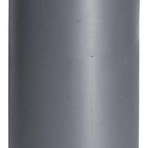 Изолирующий кожух для теплоизоляции вентиляцонного выхода - 110 мм серый