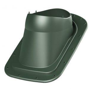 Проходной элемент для фальцевой кровли Classic Vino 2K зеленый