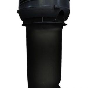 Приточный вентиляционный элемет 160/ER/700 INTAKE черный