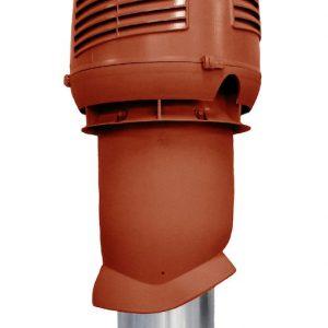Приточный вентиляционный элемет 160/ER/500 INTAKE кирпичный