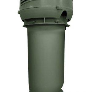 Приточный вентиляционный элемет 160/ER/700 INTAKE зеленый