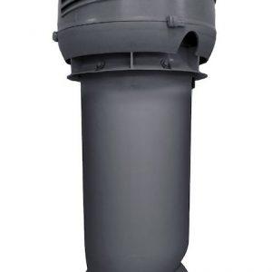 Приточный вентиляционный элемет 160/ER/700 INTAKE серый