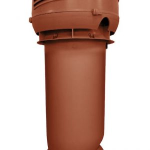Приточный вентиляционный элемет 160/ER/700 INTAKE кирпичный
