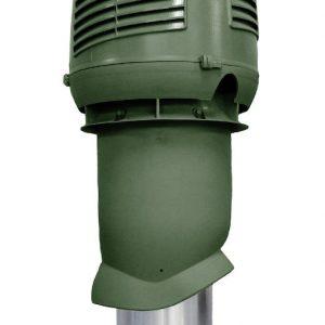 Приточный вентиляционный элемет 160/ER/500 INTAKE зеленый