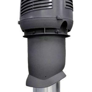Приточный вентиляционный элемет 160/ER/500 INTAKE серый