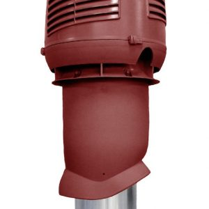 Приточный вентиляционный элемет 160/ER/500 INTAKE красный