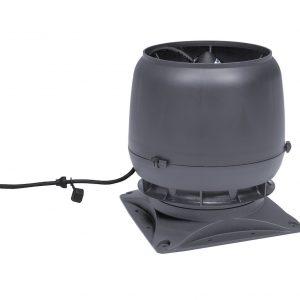 Вентилятор воздуховода E220S 0-800м3/ч + основание серый