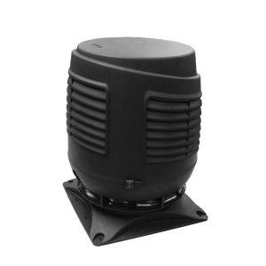 Приточный вентиляционный элемет 160S INTAKE черный