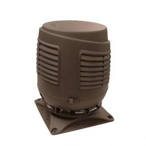 Приточный вентиляционный элемет 160S INTAKE коричневый
