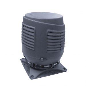 Приточный вентиляционный элемет 160S INTAKE серый