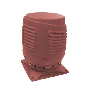 Приточный вентиляционный элемет 160S INTAKE красный