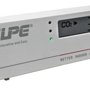 Монитор настольный для контроля загрязнения воздуха на СО2 белый