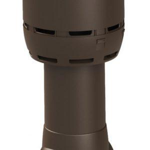 Вентиляционный выход FLOW 125/700 коричневый