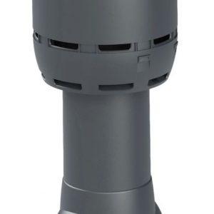 Вентиляционный выход FLOW 125/700 серый
