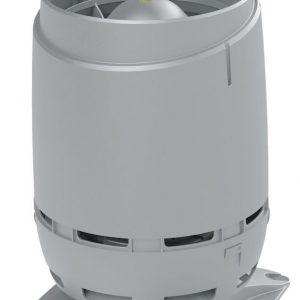 Вентиляционный выход FLOW 125S светло-серый