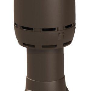 Вентиляционный выход FLOW 125/500 коричневый