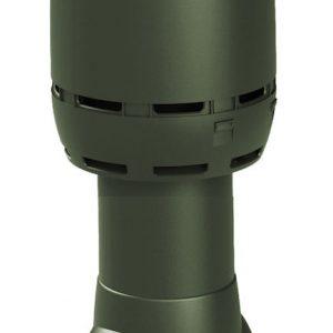 Вентиляционный выход FLOW 125/500 зеленый