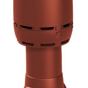 Вентиляционный выход FLOW 125/500 красный