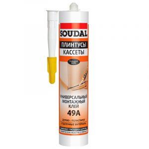Клей для стеновых панелей каучуковый 49А (300 мл)