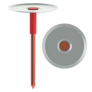 Штифт приварной CD/PWP2.7 - 25 мм ISOL