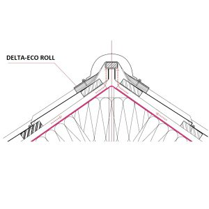 Вентиляционный рулон Delta Eco Roll