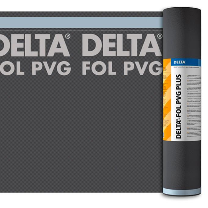 Гидро- пароизоляционная пленка Delta Fol PVG Plus
