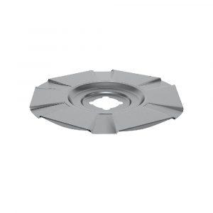 Тарельчатый держатель для стального забивного дюбеля