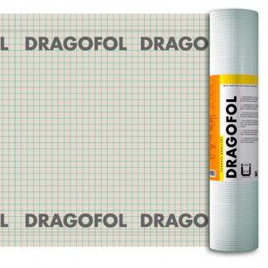 Гидроизоляционная армированная пленка Delta Dragofol