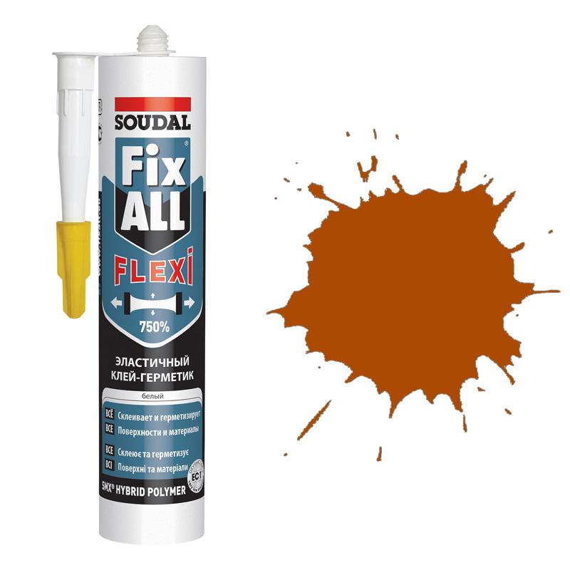 Fix All FLEXI коричневый (290 мл)