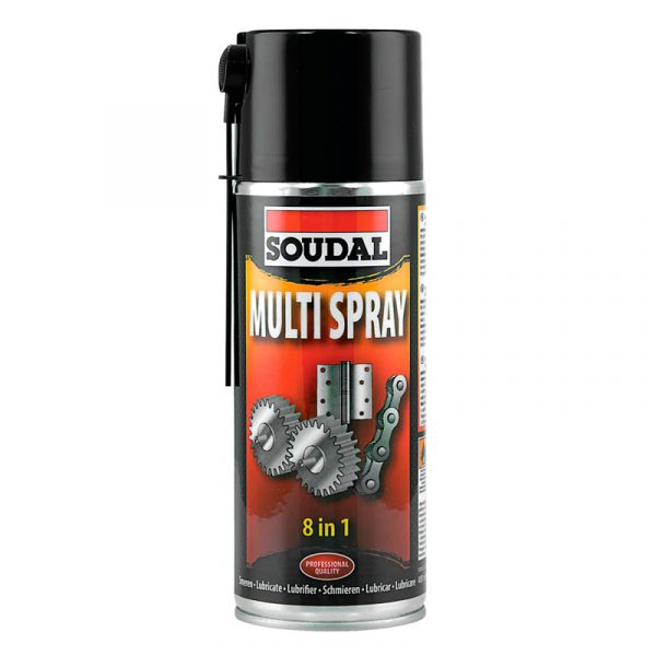 Multi Spray - Многофункциональная смазка (400 мл)