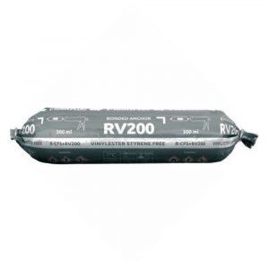 Смола эпоксидно-акриловая без стирола 300мл - зимний вариант R-CFS+RV200-4