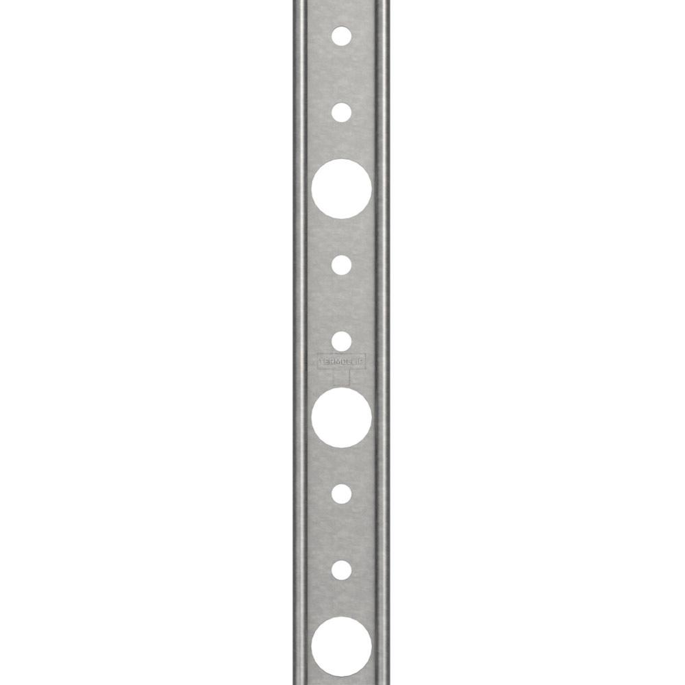 Рейка прижимная стальная РС 2 3000*31*15