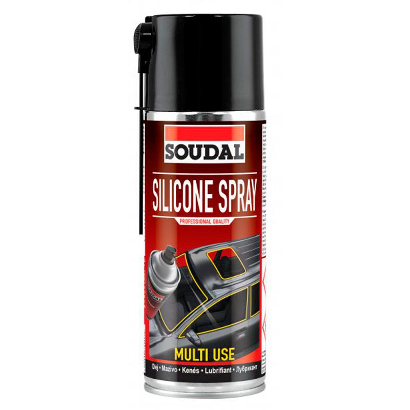 Silicone Spray - Силиконовая смазка (400 мл)