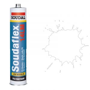 Soudaflex 14 LM белый (600 мл)