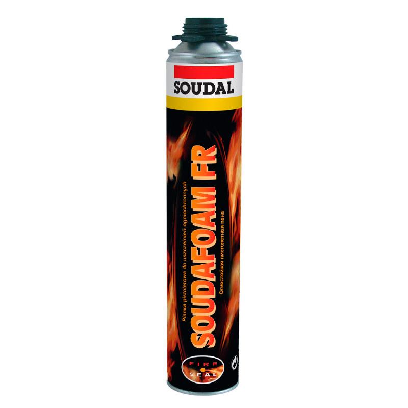 Soudafoam FR огнестойкая ручная пена (750 мл)