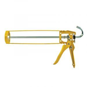 Soudal Skeleton желтый пистолет под герметики 300мл