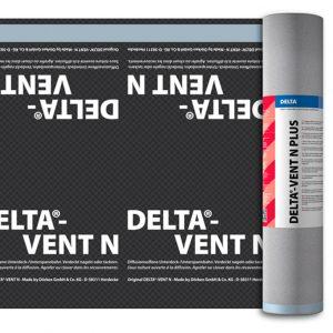 Диффузионная мембрана Delta Vent N