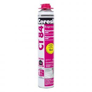 Клей для пенопласта и пенополистирола Ceresit CT 84 850 мл