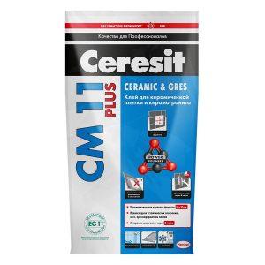 Клей для плитки Ceresit CM 11 () 25 кг