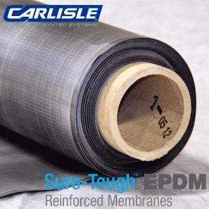 Мембрана EPDM Sure-Tough ® армированная 1.83мм  3.05м х 30.48м
