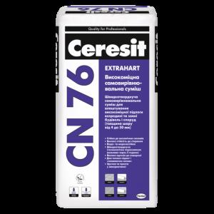Масса растекающая 4-15 мм Ceresit CN 76 25 кг