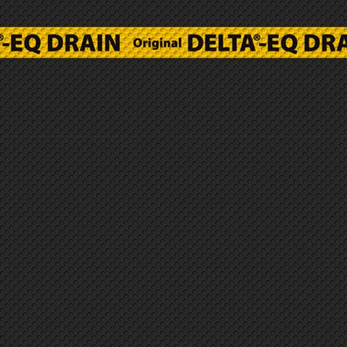 Профилированная мембрана Delta EQ Drain