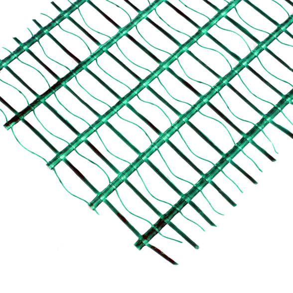 Георешетка противоэрозионная зеленая (геомат для откосов)