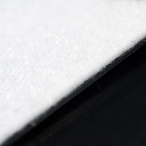 Геомембрана HDPE/LLDPE с геотекстилем (одностороннее термоскрепление)