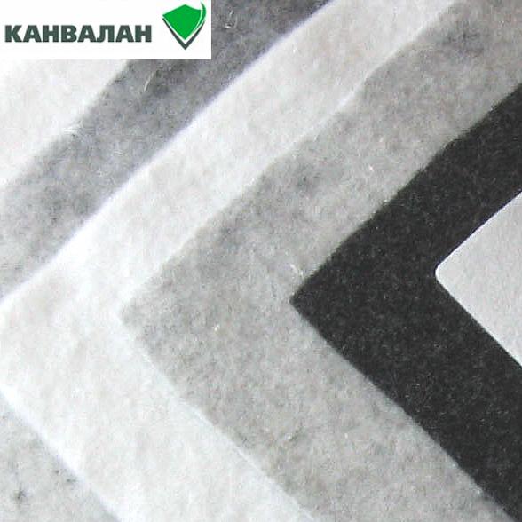 Геотекстиль Канвалан 300 ПП