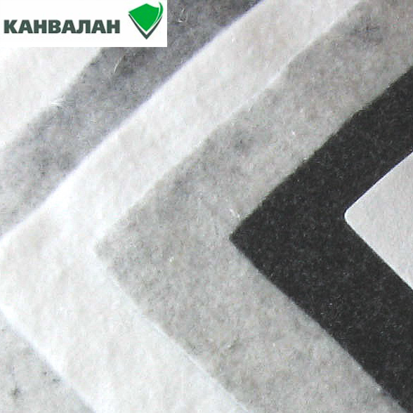 Геотекстиль Канвалан 500 ПП